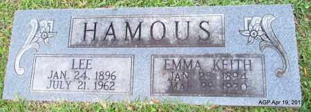 HAMOUS, LEE - Lafayette County, Arkansas   LEE HAMOUS - Arkansas Gravestone Photos