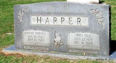 HARPER, IRMA MAE - Lafayette County, Arkansas | IRMA MAE HARPER - Arkansas Gravestone Photos