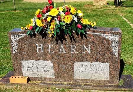 HEARN, IDA - Lafayette County, Arkansas   IDA HEARN - Arkansas Gravestone Photos
