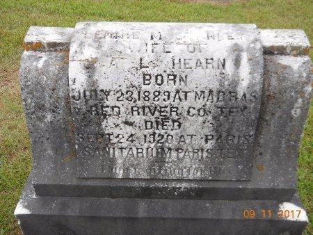 HEARN, LENNIE MAE - Lafayette County, Arkansas | LENNIE MAE HEARN - Arkansas Gravestone Photos