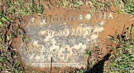 HIGGINBOTHAM (VETERAN), R C - Lafayette County, Arkansas   R C HIGGINBOTHAM (VETERAN) - Arkansas Gravestone Photos