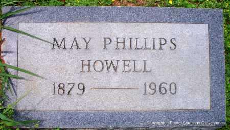 HOWELL, MAY - Lafayette County, Arkansas   MAY HOWELL - Arkansas Gravestone Photos