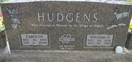 HUDGENS, WILLIAM O - Lafayette County, Arkansas | WILLIAM O HUDGENS - Arkansas Gravestone Photos