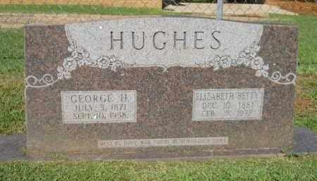 "HUGHES, ELIZABETH ""BETTY"" - Lafayette County, Arkansas | ELIZABETH ""BETTY"" HUGHES - Arkansas Gravestone Photos"