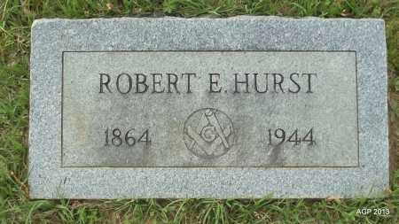 HURST, ROBERT E - Lafayette County, Arkansas   ROBERT E HURST - Arkansas Gravestone Photos