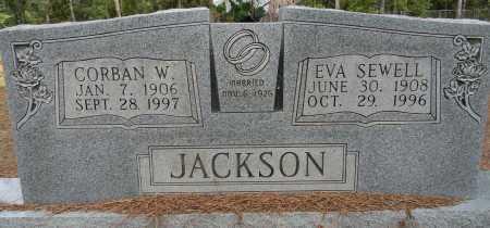 JACKSON, EVA - Lafayette County, Arkansas | EVA JACKSON - Arkansas Gravestone Photos