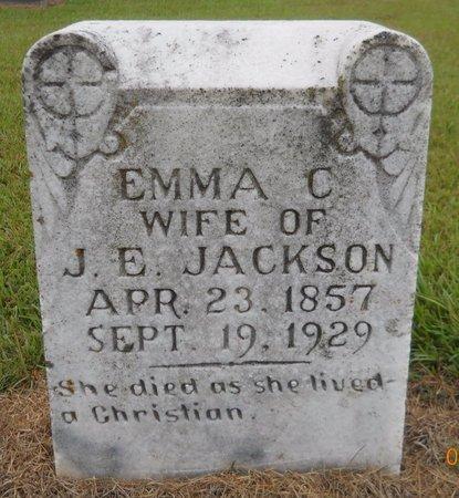 JACKSON, EMMA - Lafayette County, Arkansas | EMMA JACKSON - Arkansas Gravestone Photos