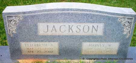JACKSON, HARVEY W - Lafayette County, Arkansas | HARVEY W JACKSON - Arkansas Gravestone Photos