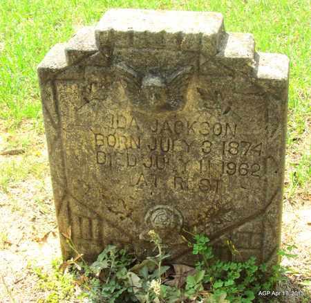JACKSON, IDA - Lafayette County, Arkansas | IDA JACKSON - Arkansas Gravestone Photos