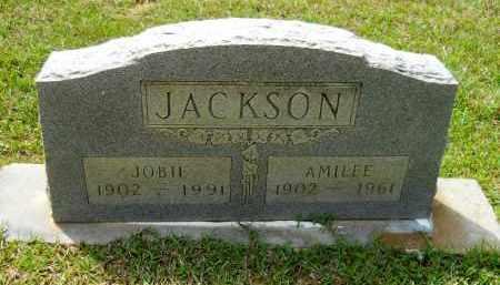 JACKSON, JOBIE - Lafayette County, Arkansas | JOBIE JACKSON - Arkansas Gravestone Photos