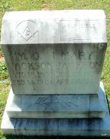 JACKSON, M C - Lafayette County, Arkansas | M C JACKSON - Arkansas Gravestone Photos