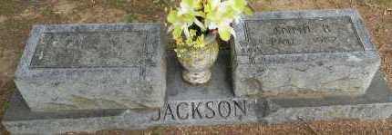 JACKSON, ANNIE B - Lafayette County, Arkansas | ANNIE B JACKSON - Arkansas Gravestone Photos
