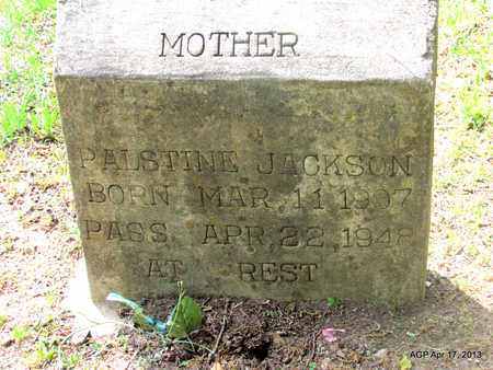 JACKSON, PALSTINE - Lafayette County, Arkansas | PALSTINE JACKSON - Arkansas Gravestone Photos