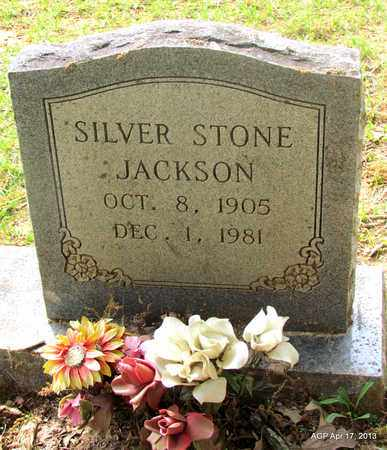 JACKSON, SILVER STONE - Lafayette County, Arkansas | SILVER STONE JACKSON - Arkansas Gravestone Photos