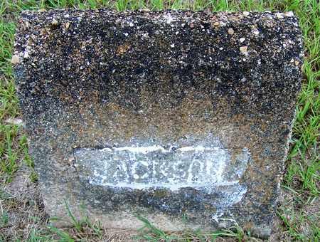 JACKSON, UNKNOWN - Lafayette County, Arkansas | UNKNOWN JACKSON - Arkansas Gravestone Photos