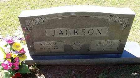 JACKSON, WILLIS M - Lafayette County, Arkansas   WILLIS M JACKSON - Arkansas Gravestone Photos