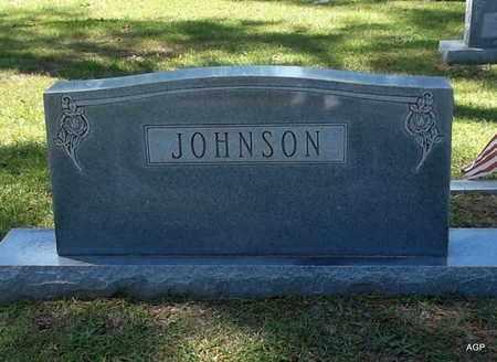 JOHNSON, FAMILY MARKER - Lafayette County, Arkansas | FAMILY MARKER JOHNSON - Arkansas Gravestone Photos
