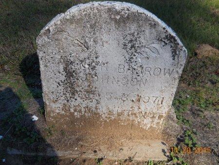 JOHNSON, ANNE - Lafayette County, Arkansas   ANNE JOHNSON - Arkansas Gravestone Photos