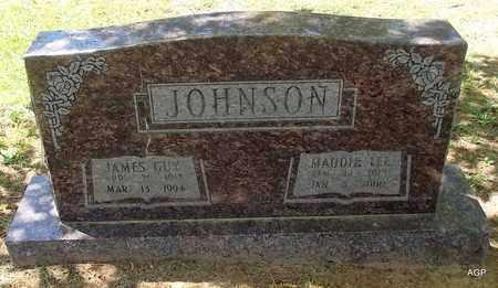 JOHNSON, MADDIE LEE - Lafayette County, Arkansas | MADDIE LEE JOHNSON - Arkansas Gravestone Photos