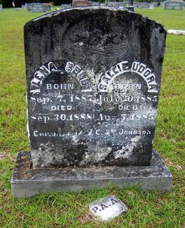 JOHNSON, LENA BELL - Lafayette County, Arkansas | LENA BELL JOHNSON - Arkansas Gravestone Photos