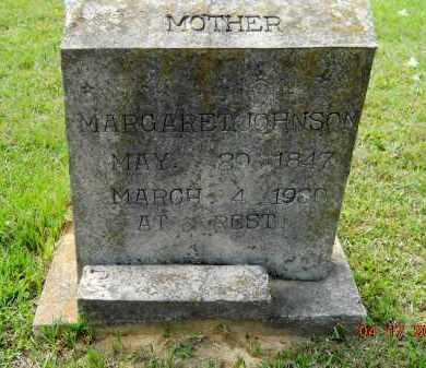 JOHNSON, MARGARET - Lafayette County, Arkansas | MARGARET JOHNSON - Arkansas Gravestone Photos