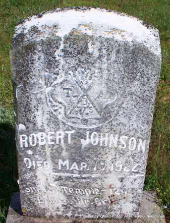 JOHNSON, ROBERT - Lafayette County, Arkansas   ROBERT JOHNSON - Arkansas Gravestone Photos