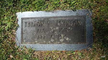 JOHNSON, THERON W - Lafayette County, Arkansas | THERON W JOHNSON - Arkansas Gravestone Photos