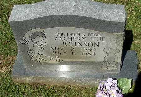 JOHNSON, ZACHERY HUE - Lafayette County, Arkansas   ZACHERY HUE JOHNSON - Arkansas Gravestone Photos