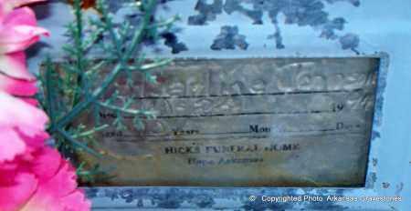 JOHNSON, PERLINE - Lafayette County, Arkansas   PERLINE JOHNSON - Arkansas Gravestone Photos