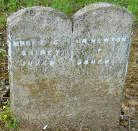 JONES, E E - Lafayette County, Arkansas   E E JONES - Arkansas Gravestone Photos
