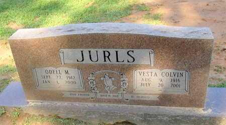 JURLS, ODELL M - Lafayette County, Arkansas | ODELL M JURLS - Arkansas Gravestone Photos