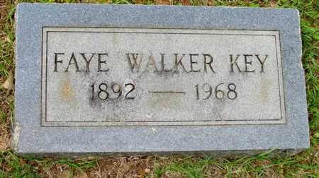 KEY, FAYE - Lafayette County, Arkansas | FAYE KEY - Arkansas Gravestone Photos