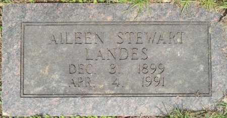 LANDES, AILEEN - Lafayette County, Arkansas   AILEEN LANDES - Arkansas Gravestone Photos