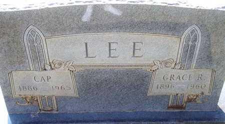 LEE, GRACE R - Lafayette County, Arkansas | GRACE R LEE - Arkansas Gravestone Photos