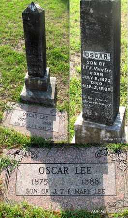 LEE, OSCAR - Lafayette County, Arkansas | OSCAR LEE - Arkansas Gravestone Photos