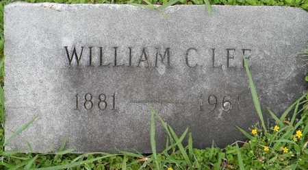 LEE, WILLIAM C - Lafayette County, Arkansas | WILLIAM C LEE - Arkansas Gravestone Photos