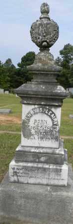 LEMAY, HENRY S - Lafayette County, Arkansas | HENRY S LEMAY - Arkansas Gravestone Photos