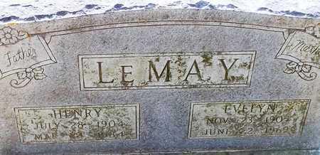 LEMAY, EVELYN - Lafayette County, Arkansas | EVELYN LEMAY - Arkansas Gravestone Photos