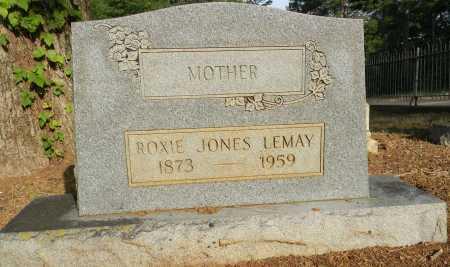 JONES LEMAY, ROXIE - Lafayette County, Arkansas | ROXIE JONES LEMAY - Arkansas Gravestone Photos