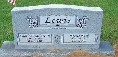 LEWIS, BESSIE RUTH - Lafayette County, Arkansas | BESSIE RUTH LEWIS - Arkansas Gravestone Photos