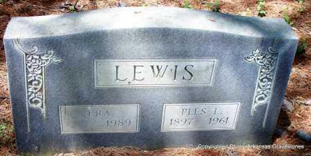 LEWIS, PLEAS L - Lafayette County, Arkansas | PLEAS L LEWIS - Arkansas Gravestone Photos
