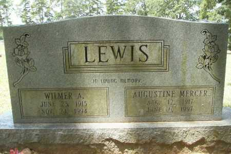 LEWIS, AUGUSTINE - Lafayette County, Arkansas | AUGUSTINE LEWIS - Arkansas Gravestone Photos
