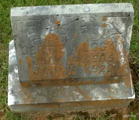 LOGAN, GERTIE A - Lafayette County, Arkansas   GERTIE A LOGAN - Arkansas Gravestone Photos