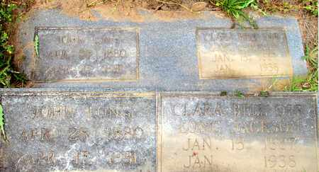 JACKSON, CLARA BELL - Lafayette County, Arkansas | CLARA BELL JACKSON - Arkansas Gravestone Photos
