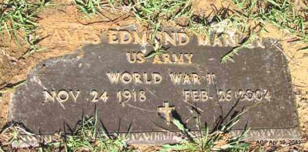 MARLAR (VETERAN WWII), JAMES EDMOND - Lafayette County, Arkansas | JAMES EDMOND MARLAR (VETERAN WWII) - Arkansas Gravestone Photos