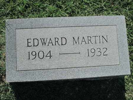 MARTIN, EDWARD - Lafayette County, Arkansas   EDWARD MARTIN - Arkansas Gravestone Photos