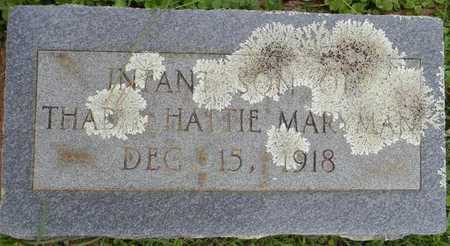 MARYMAN, INFANT SON - Lafayette County, Arkansas | INFANT SON MARYMAN - Arkansas Gravestone Photos