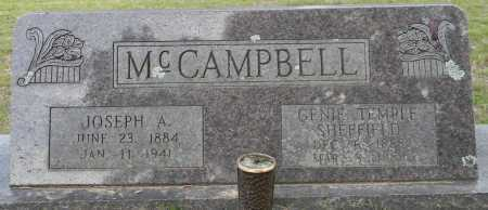 TEMPLE MCCAMPBELL, GENIE - Lafayette County, Arkansas | GENIE TEMPLE MCCAMPBELL - Arkansas Gravestone Photos
