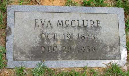 MCCLURE, EVA - Lafayette County, Arkansas   EVA MCCLURE - Arkansas Gravestone Photos