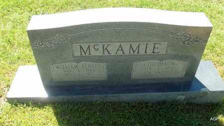 MCKAMIE, CLAUDIA N - Lafayette County, Arkansas   CLAUDIA N MCKAMIE - Arkansas Gravestone Photos